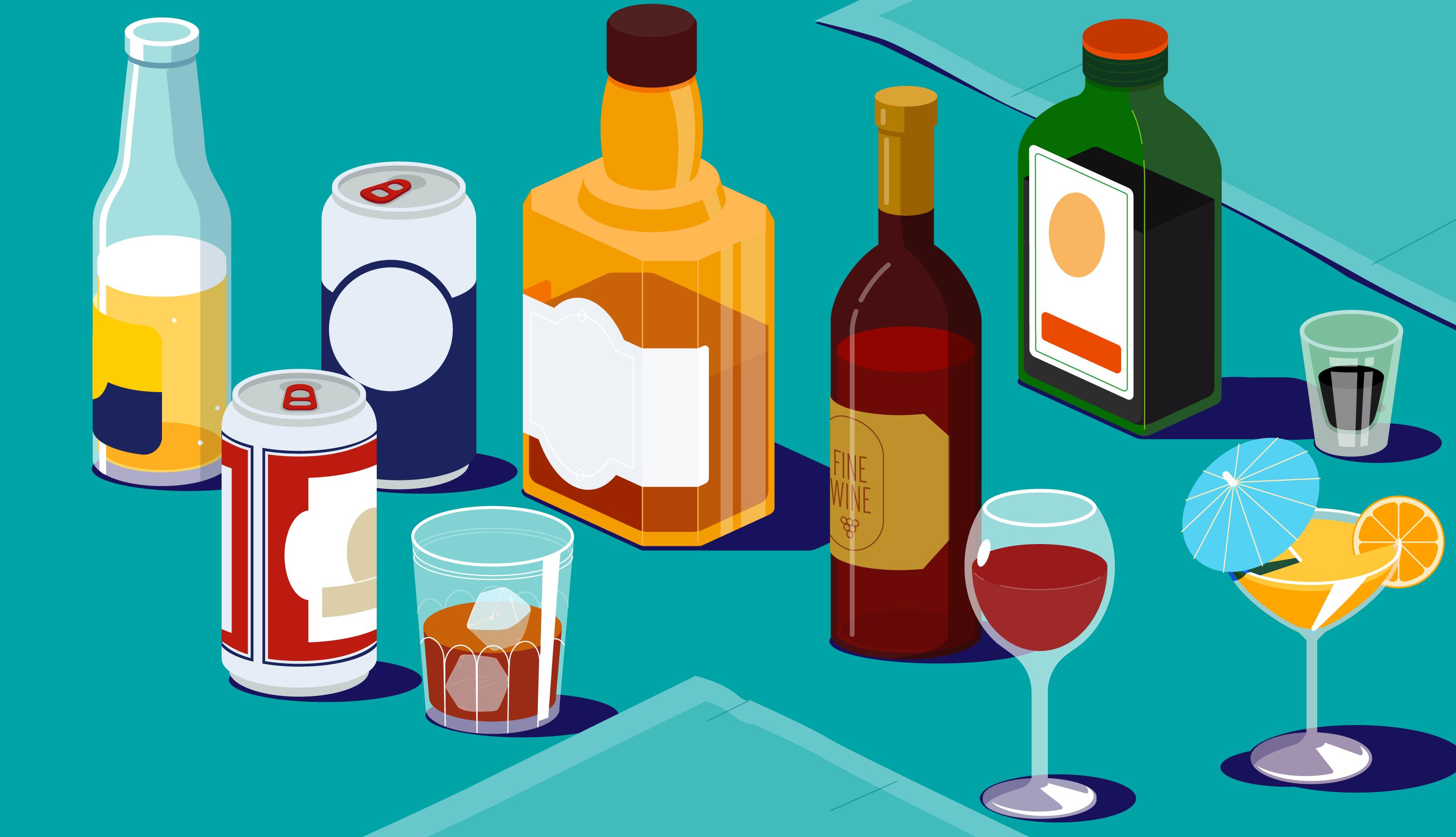 Доставка алкоголя в Москве пользуется большим спросом