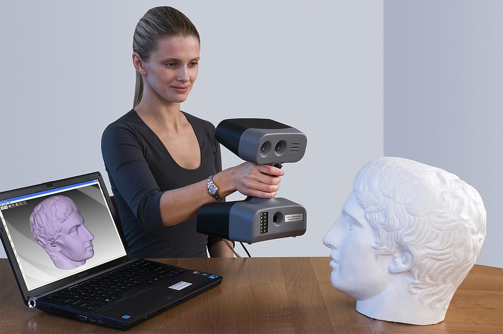 3D-сканеры и их основное назначение