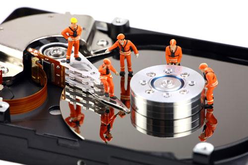 Причины доверить восстановление данных высококлассным профессионалам