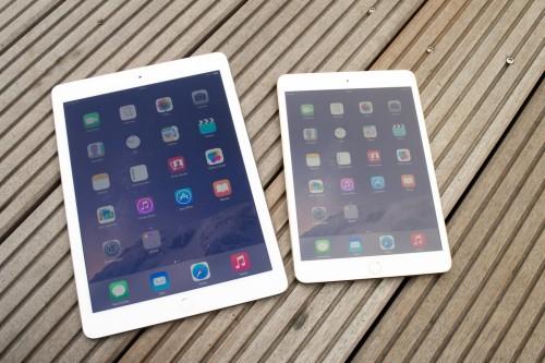 Сравниваем планшеты Apple iPad 2, iPad 3 и iPad Air