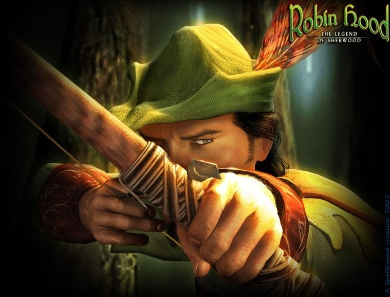 Правила игры в гаминатор Robin Hood из казино Вулкан Россия