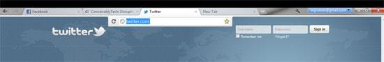 Из Firefox и Chrome исчезнет адресная строка