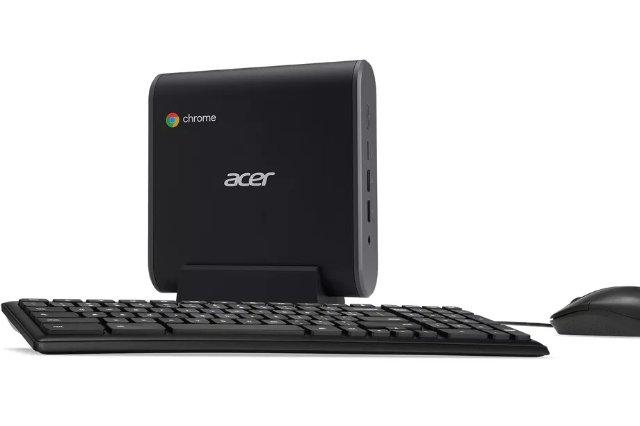Acer запускает новый Chromebox за 300 долларов