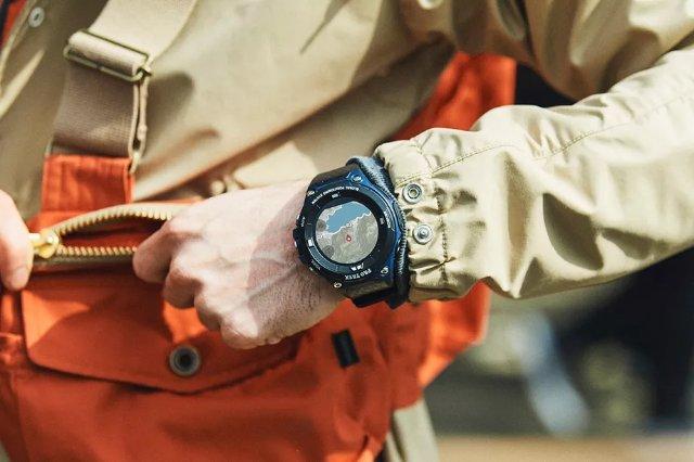 Casio анонсирует более дешевую версию своих часов Wear для туристов