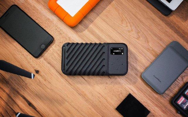 Мобильный привод-видеоредактор Gnarbox теперь поставляется в версии SSD