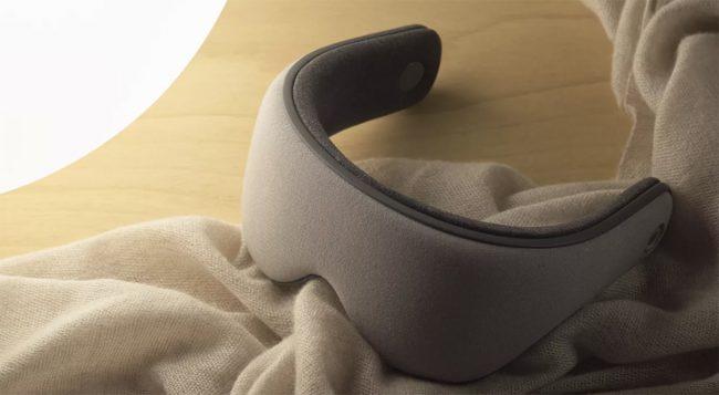 Sana Sleep Mask – необычные очки, позволяющие победить бессонницу