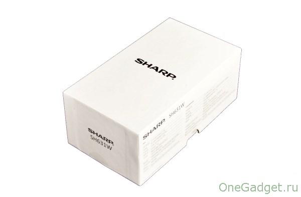 Обзор смартфона Sharp SH631W
