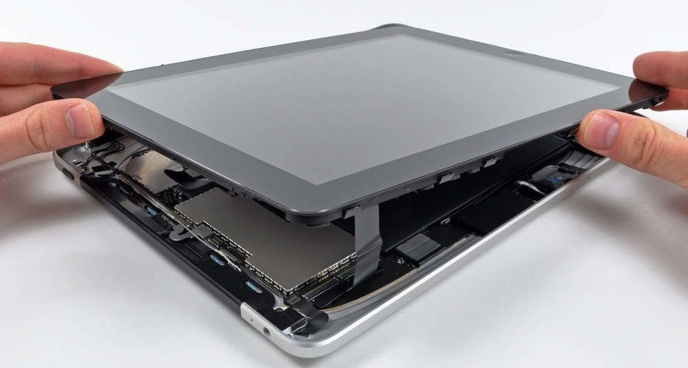 Распространенные виды неполадок сенсорных экранов