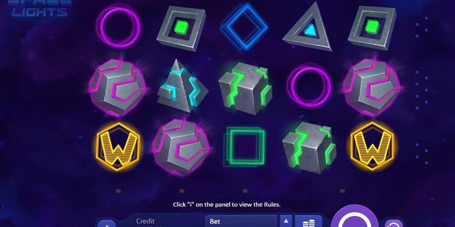 Особенности популярного видеослота Space Lights от казино Фреш