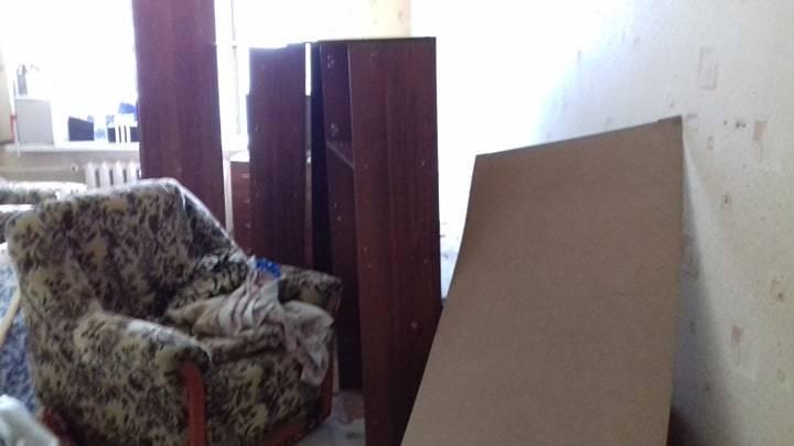 Вывоз хлама из квартиры или как вывезти старую мебель