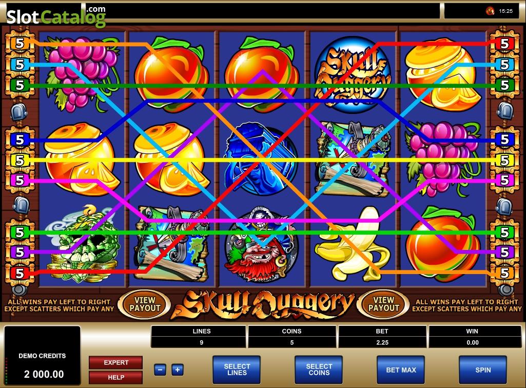 Skull Duggery – интересный игровой слот от Sol Casino