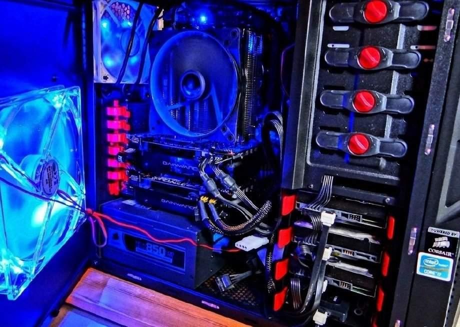 Собираем отличный игровой компьютер из подержанных компонентов