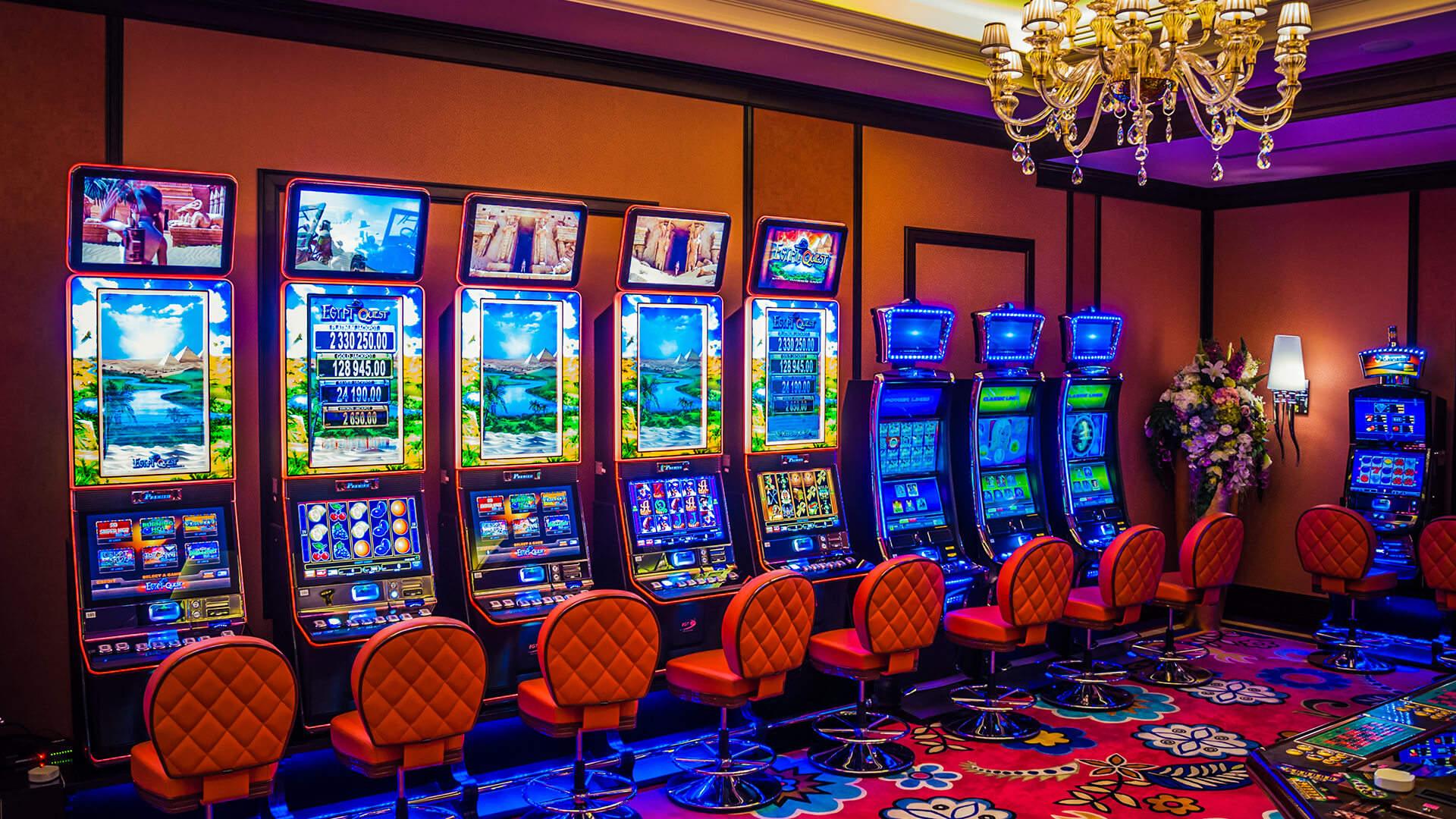 Где лучше всего поиграть в игровые автоматы онлайн