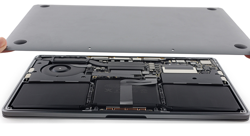 Причины поменять аккумулятор на Макбук