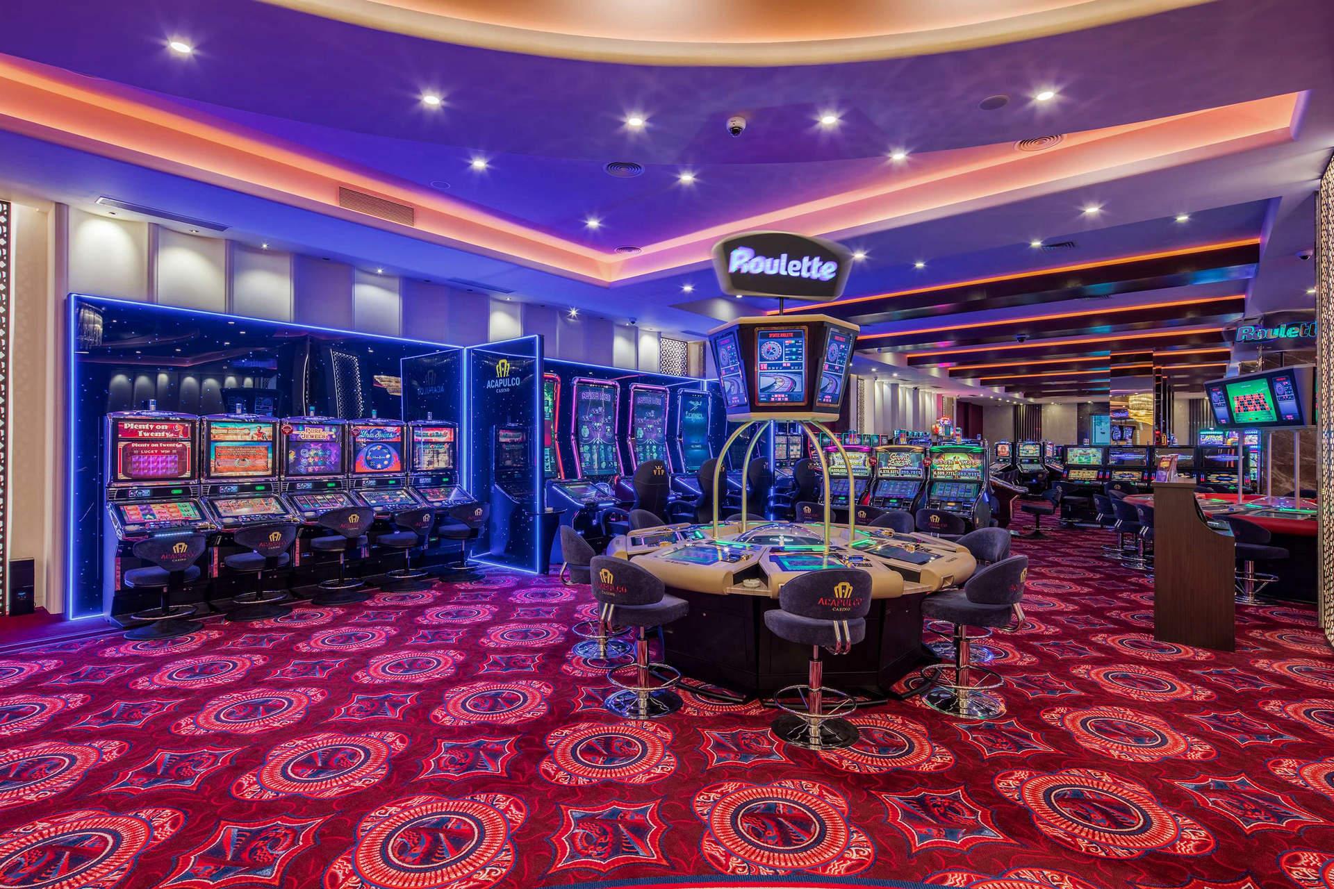 Какие игровые автоматы представляет казино Лев