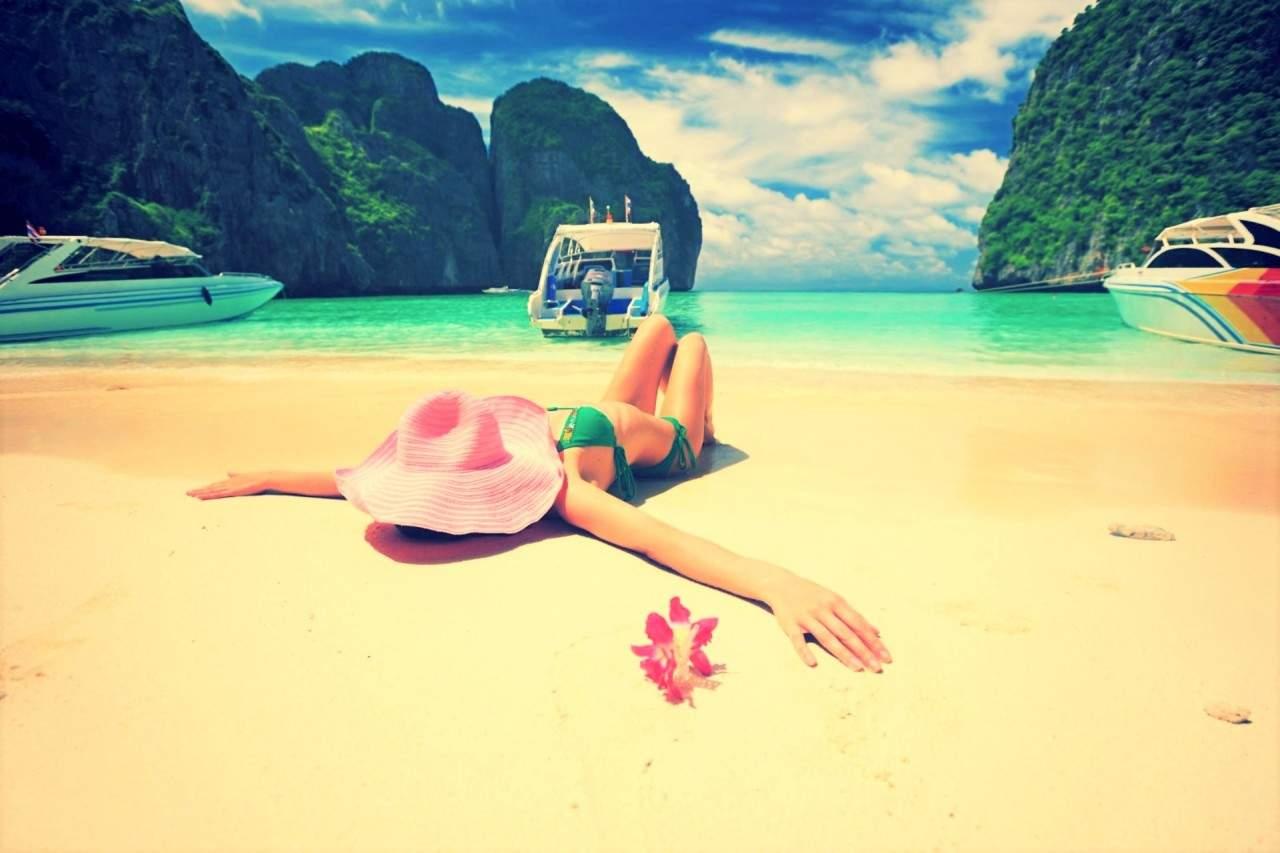Восемь необычных и незабываемых пляжей