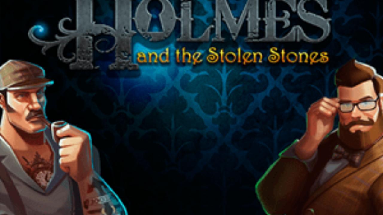 Казино Sol: Ключевые качества видеослота Holmes & the Stolen Stones