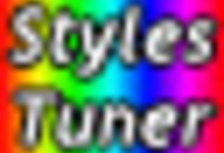 Styles Tuner