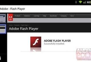 Бета-версию Firefox для Android с поддержкой Adobe Flash уже можно скачать