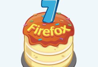 Firefox подводит итоги уходящего года