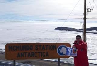 В Антарктиде появились пользователи Firefox