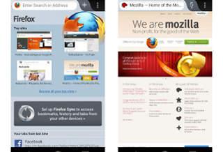 Firefox для Android: новый интерфейс, высокая скорость и производительность