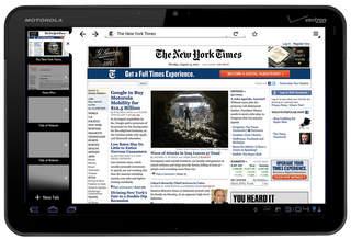 Firefox для Android планшетов уже доступен для загрузки на канале Nightly