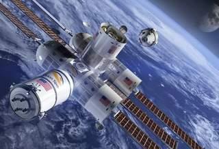 Новый стартап хочет запустить на орбиту роскошную космическую гостиницу