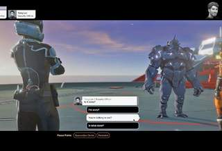 Разработчик «Thomas Was Alone» запускает еще одну научную текстовую игру