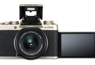 Начальный уровень X-T100 от Fujifilm привносит классический стиль за 600 долларов