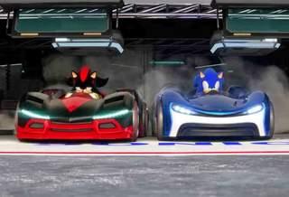 Игра Sega Team Sonic Racing создана для быстрых гонок