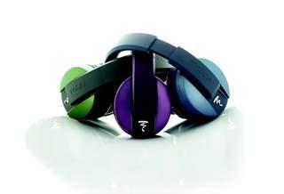 Наушники Focal Listen Wireless теперь выходят в оливковом, фиолетовом и синем цвете