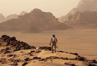 Вода на Марсе не пригодна для употребления