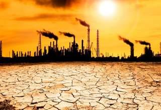 #видео | Так выглядят 135 лет глобального потепления, если сократить их до 30 секунд