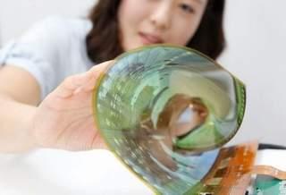 В Южной Корее разработали OLED-дисплеи на основе графена