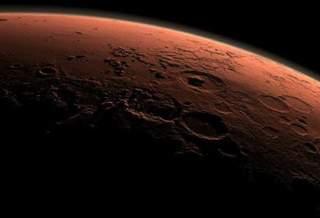 Ученые нашли на Марсе лед там, где его не должно быть