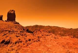 «Марсотрясения» могли дать толчок к развитию инопланетной жизни