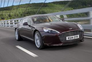 Aston Martin планирует выпустить 800-сильный электромобиль