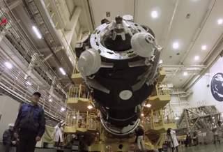 Экипаж «Союза МС-08» вернулся на Землю целым и невредимым