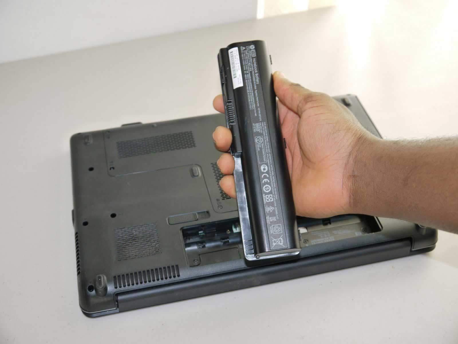 Способы продлить срок службы аккумулятору ноутбука