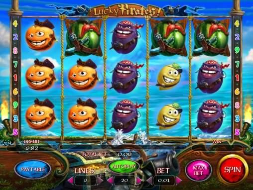 Нюансы риск-игры в автомате Lucky Pirates из клуба Вулкан