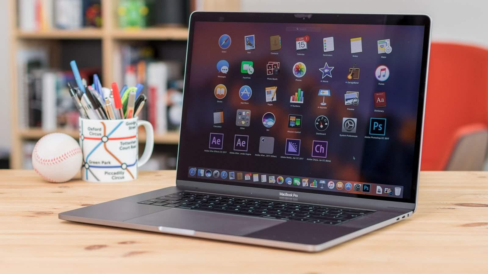 Обзор MacBook Pro 15 2017 года