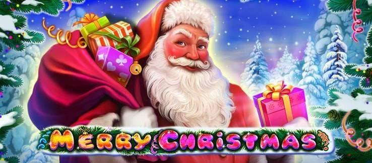 Как играть в видеослот Merry Christmas из казино Франк