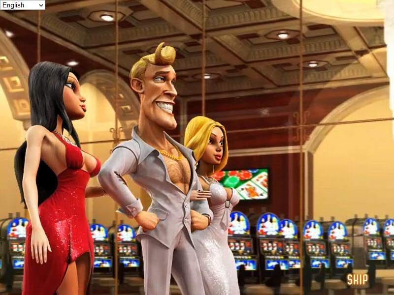 Mr Vegas: окунись в мир гламура в клубе Вулкан