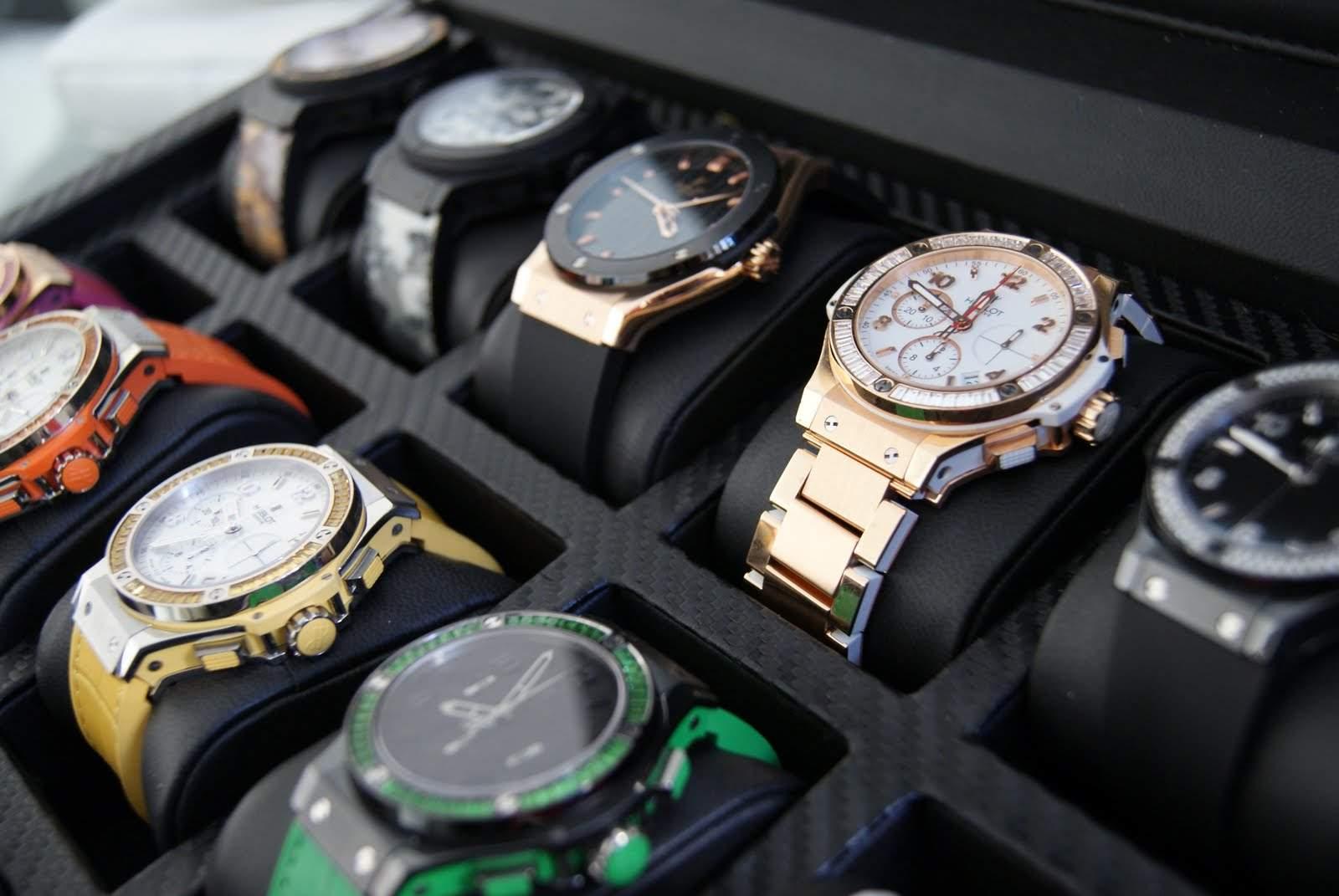 Наручные часы: как сделать верный выбор?