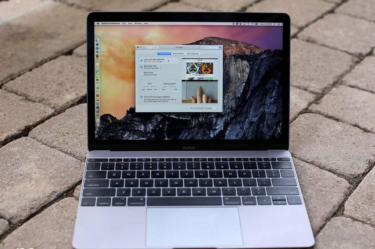 Обзор MacBook 12 2017 года с процессором Intel Kaby Lake