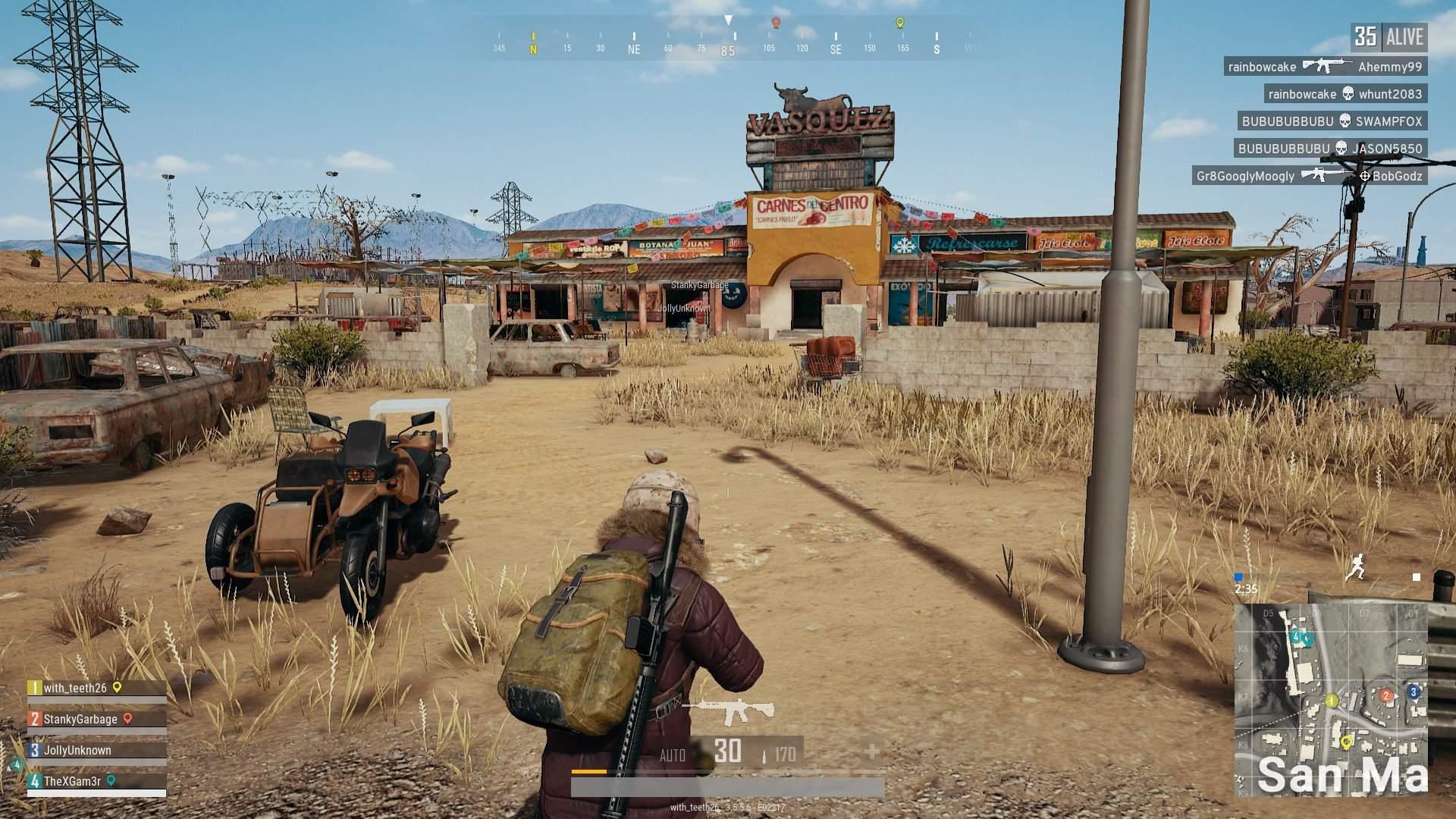 Собираем оптимальный компьютер под игру PlayerUnknown's Battlegrounds (PUBG)