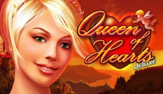 Бонусы и игровой процесс видеослота Queen of Hearts из казино Фреш