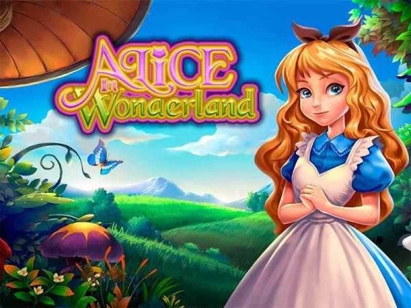 Правила участия в игре Alice in Wonderland из казино Вулкан