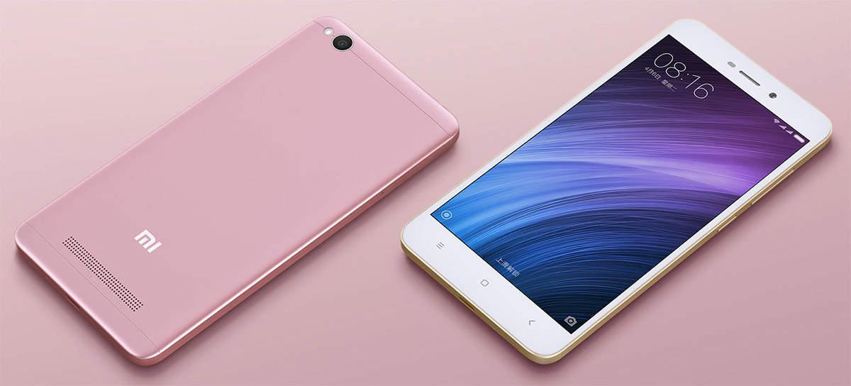 Xiaomi Redmi 4a – мощный и надежный!